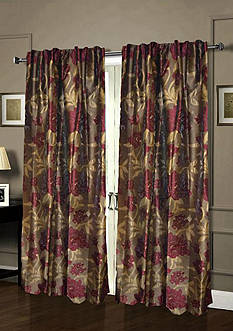 Spencer Gardenia Window Treatments - Online Only