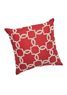 Spencer Textured Chain Decorative Pillow