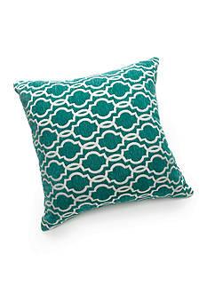 Spencer Gwen Tile Decorative Pillow