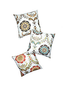 Spencer Barossa 20-in. Square Decorative Pillow
