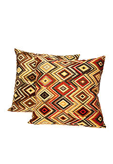 Spencer Greystroke Decorative Pillow
