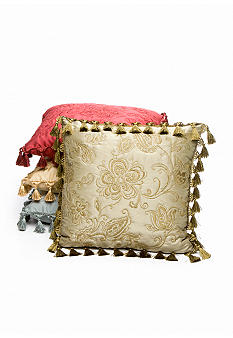 Spencer Tulip Paisley Decorative Pillow