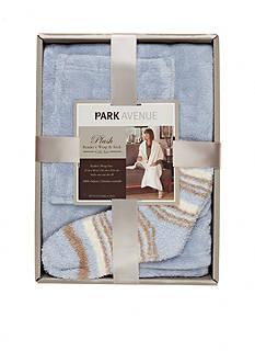 Park Avenue Blue Readers Wrap Gift Set
