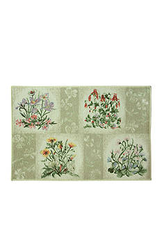 Bacova Spring Flowers Accent Rug