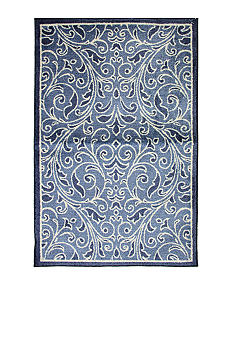 Bacova Tierra Blue Accent Rug