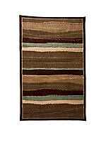 Stripe Accent Rug 19-in. x 33-in.