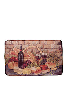 Bacova Vintage Tuscan Evening Memory Foam Accent Rug
