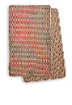 Bacova Basketweave Chef Mat
