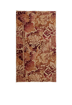 Bacova Evansville Red Accent Rug