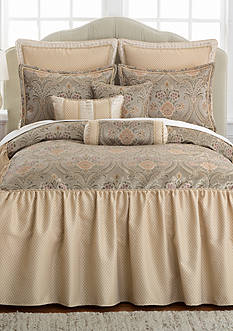 Home Accents Luxury Bedspread Stella 8-Piece Queen Set