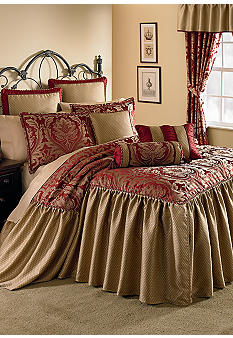 Home Accents Regency 8-piece Luxury Bedspread Ensemble