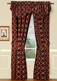 Home Fashion Int'l ENZO MERLOT 84
