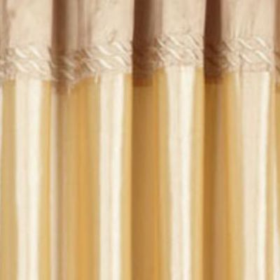 Discount Window Treatments: Almond Home Fashion Int'l CORNICE ALMOND 63