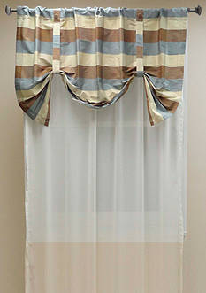Home Fashion Int'l Chapel Hill Window Valance - Online Only