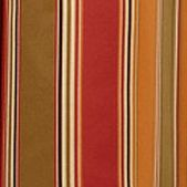 Discount Window Treatments: Melon Home Fashion Int'l Chichi Stripe Lined Window Panel - Online Only