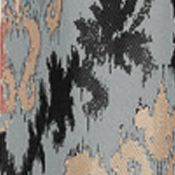 Discount Window Treatments: Licorice Home Fashion Int'l Casablanca Window Panel - Online Only