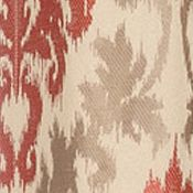 Patterned Curtains: Spice Home Fashion Int'l Casablanca Window Panel - Online Only
