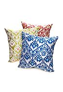 Home Fashion Int'l Ikat Decorative Pillow
