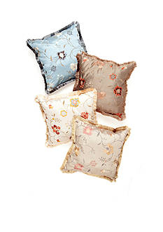Home Fashion Int'l Super Flora Dora Decorative Pillow
