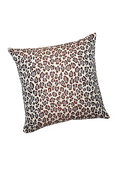 Home Fashion Int'l Cheetah 20-in. Square Decorative Pillow