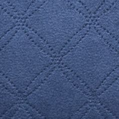 Decorative Pillows: Blue Home Fashions International Quilted Velvet Glow Decorative Pillows