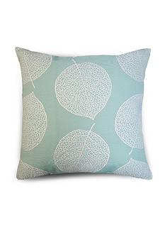 Home Fashions International Orchard Aqua Decorative Pillow