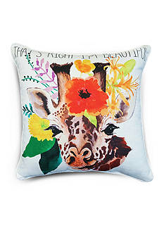 Edith™ Edith Giraffe Decorative Pillow