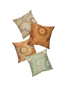 Home Fashion Int'l Big Wheel Decorative Pillows