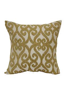 Brentwood Bioko Golden Rod Decorative Pillow