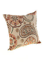 Born this Way Tangerine Decorative Pillow 18-in. x 18-in.