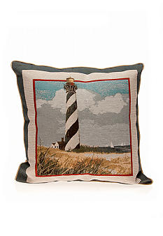 Brentwood Light House Decorative Pillow
