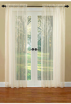Waverly Boucle Window Panel - Online Only