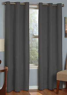Eclipse™ MICROFIBER GROMMET BLACKOUT WINDOW CURTAIN PANEL