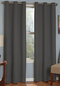 Eclipse™ MICROFIBER GROMMET BLACKOUT WINDOW CURTAIN PANEL