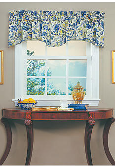 Waverly Imperial Dress Window Valance - Online Only