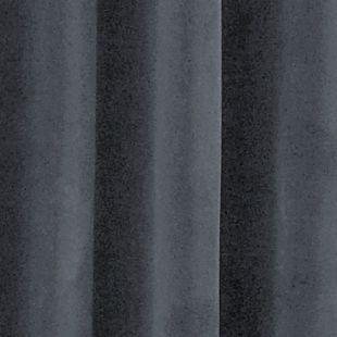 Blackout Curtains: Stone Blue Absolute Zero VEL BO HOME PANEL