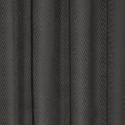Solid Curtains: Black Eclipse™ CSSDY BLK 52X63 PANE