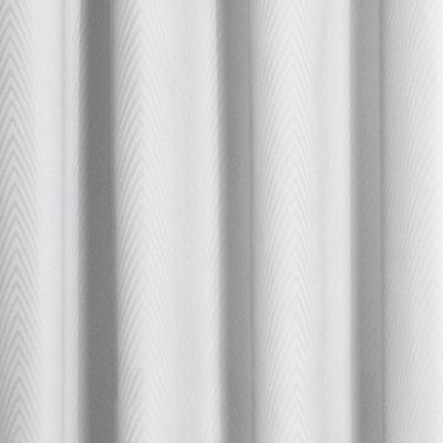 Solid Curtains: White Eclipse™ CSSDY BLK 52X63 PANE