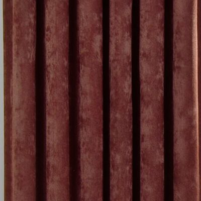 Solid Curtains: Burgundy Eclipse™ ELLA BLU 52X84 PANEL
