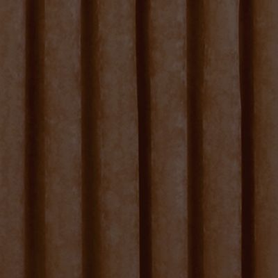 Solid Curtains: Chocolate Eclipse™ ELLA BLU 52X84 PANEL