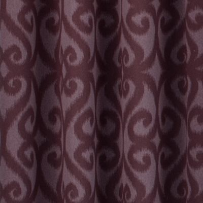 Discount Window Treatments: Aubergine Eclipse™ PAT AUB 52X95 PANEL