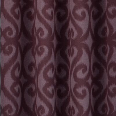 For The Home: Eclipse™ Window Treatments: Aubergine Eclipse™ PAT AUB 52X95 PANEL