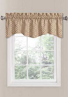 Waverly WAVERLY LATTICE VALANCE, NATURAL