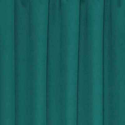 Solid Curtains: Rich Teal Eclipse™ ECLIPSE KIDS BLACKOUT PANEL, MIMOSA 42X63