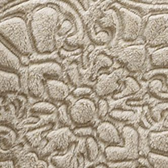 Quilts: Natural Vue VUE SIG CHARLOTTE FF TAUPE 18 PILLOW