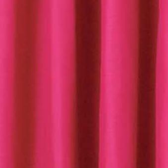 Solid Curtains: Raspberry Eclipse™ Kids Ruffle Batiste Blackout Grommet - Online Only