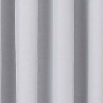 Solid Curtains: White Eclipse™ Kids Ruffle Batiste Blackout Grommet - Online Only