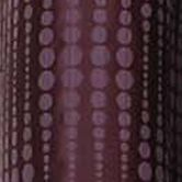 Patterned Curtains: Plum Eclipse™ ECLIPSE CAPTREE BLACKOUT GROMMET WINDOW PANEL