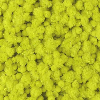Vue For The Home Sale: Green Vue VUE FUZZY KNOTTED YARN 16-