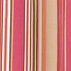 Patterned Curtains: Chili Parasol™ PARASOL WINDLEY KEY STRIPE NEU PANEL